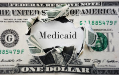 Top 10 states for Medicaid Fraud Recoveries - Fiscal Year 2016